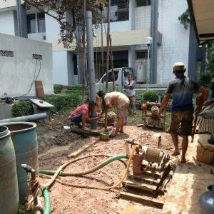 Jenis Mesin Sumur Bor yang Digunakan Untuk Pembuatan Sumur Bor di Rawalumbu, Bekasi